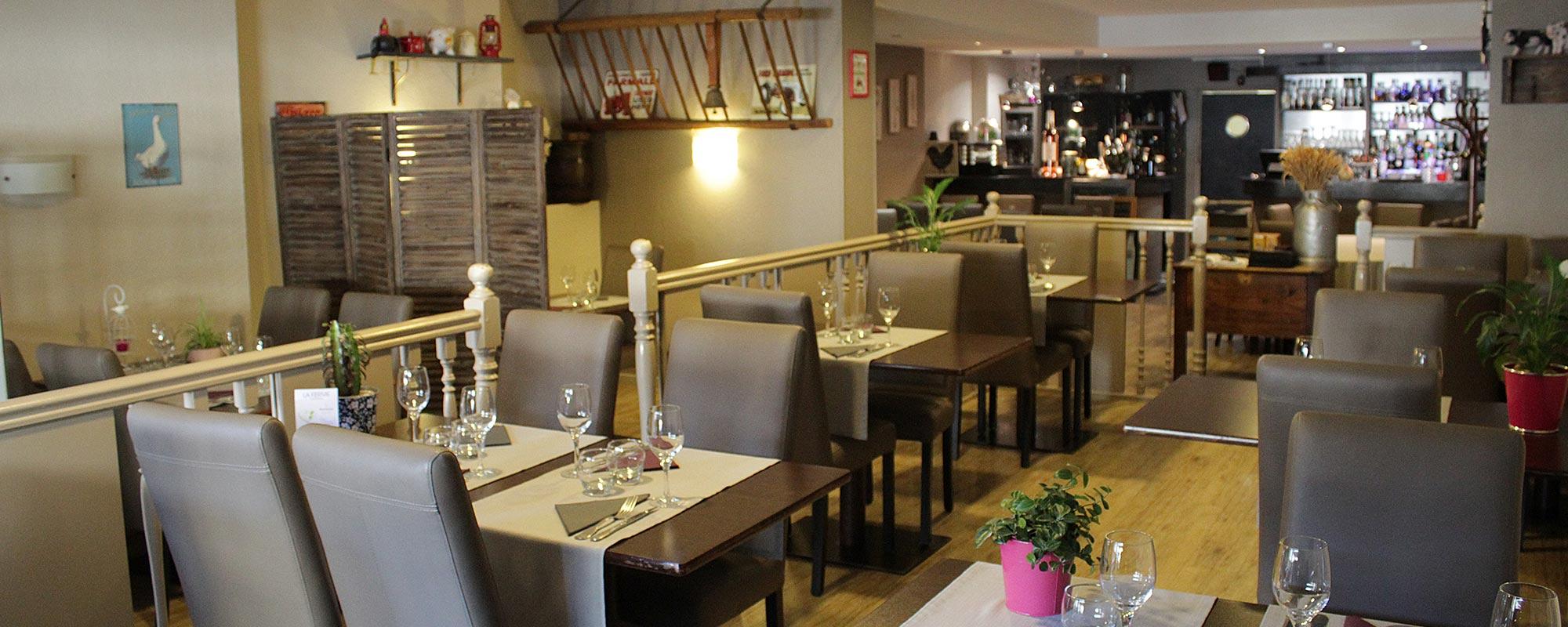 Restaurant La Ferme à Angers